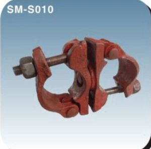 Connection Malleable Swivel Scaffolding Coupler pictures & photos