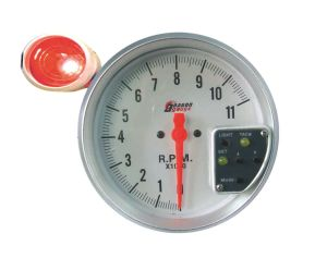 "5"" 127mm Tachometer 4 in 1 for 7 LED Color Tachometer (8108W-7) pictures & photos"