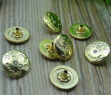 Eco-Friendly Metal Decorative Snap Fasteners pictures & photos