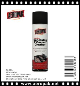 Aeropak Foaming Upholstery & Carpet Cleaner pictures & photos