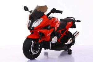 China Baby Kids Electric Motorcycle Children Car Bike with Music Pkq pictures & photos