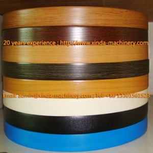 PVC Edge Banding Printing Line pictures & photos