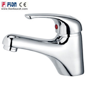 Good Quality Single Lever Brass Basin Mixer (F-212) pictures & photos