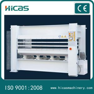 120 Tons MDF Hot Press Machine Lamination Hot Press pictures & photos