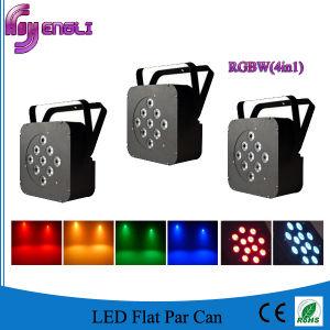 7/9/12PCS LED Flat PAR Can for Stage (HL-021) pictures & photos