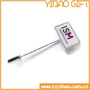 Metal Lapel Pin with Stick Pin (YB-z-003) pictures & photos