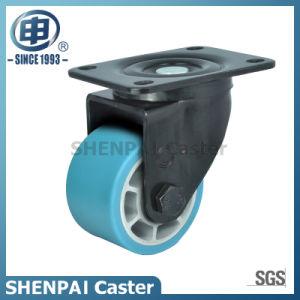 "2.5""Aluminium Core Nylon Swivel Caster Wheel pictures & photos"