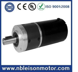 42mm 24V High Torque Low Rpm DC Gearbox Brushless Motor pictures & photos