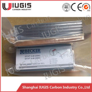 Wn 124-196 Vacuum Pump Vanes Becker Carbon Vane 90136701005 pictures & photos