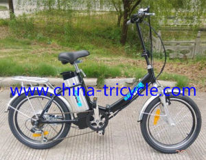 Electric Bike with 250W Brushless Rear Motor (SP- EB-05) pictures & photos