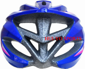 European Style Helmet, Blue Bike Helmet, Pocket Bike Helmet pictures & photos