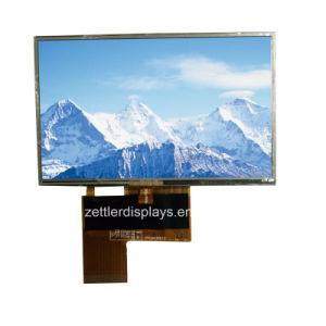 "4.3"" High Brightness, Sun Readable, RGB Interface, 480X272, ,: ATM0430d12m-T pictures & photos"