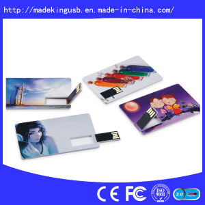 Hot Sale Creadit Card USB Stick for Promotional Gift (USB 2.0/3.0) pictures & photos