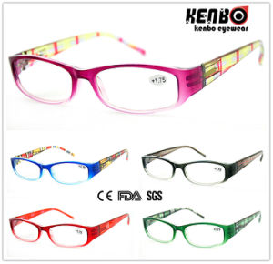 Popular Fashion Reading Glasses, CE FDA Kr5189 pictures & photos