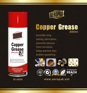 Multipurpose 450ml Copper Grease Spray Oil pictures & photos