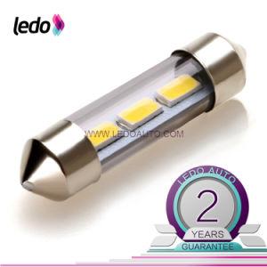 Festoon 36mm 3*5730 SMD LED Interior Car Light