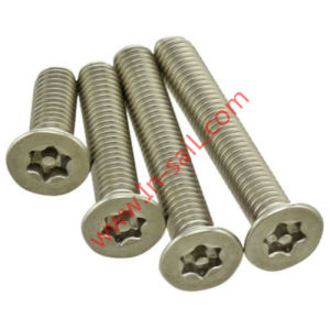 GB2673 Hexalobular Socket Countersunk Head Screws pictures & photos