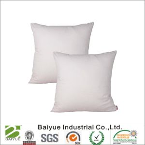 100% Cotton Fabric Microfibre Full Size High Quality Pillow Insert pictures & photos
