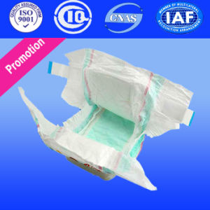 Disposable Baby Diaper Nappies for Baby Cloth Diaper with Stocklet Baby Diapers Manufacture in Bulk pictures & photos