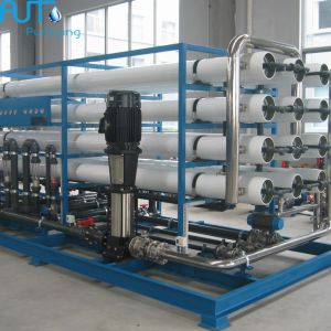 Industrial Water Desalination Plant
