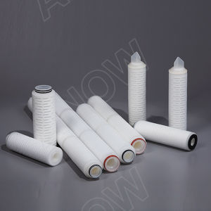 Nylon Filter Cartridge for Microelectronic Filter with 0.2micron pictures & photos