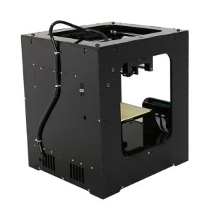 Desktop Rapid Prototype Fdm 3D Assembled Printer Kits for ABS PLA pictures & photos