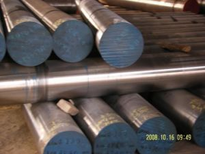 20CrMoA-42CrMoA Hot-Rolled Construcctional Alloy Steel Round Bars pictures & photos
