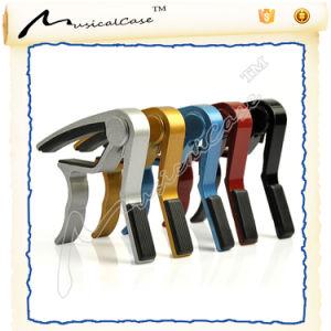 Aluminium Alloy Colorful Guitar Capo pictures & photos
