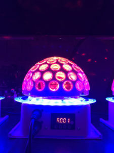 LED Big Cosmos Magic Moving Head Ball Laser Light pictures & photos