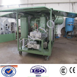 China Mobile Tranformer Oil Filtration Machine pictures & photos