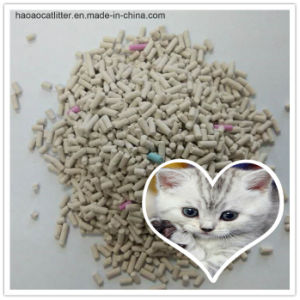 Bentonite Cat Sand for Toilet-Clean Dustless pictures & photos