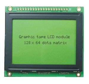 Touch Characters/ Graphics FSTN Cog LCD Display pictures & photos