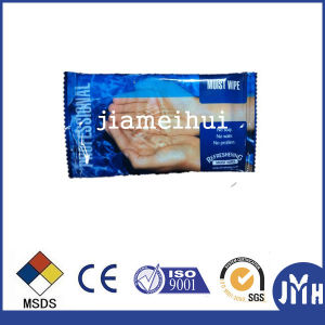 High Quality Single Packing Wet Wipes Supplier pictures & photos