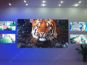 Indoor P1.6 Color TV with Seamless Spliced for Video Wall pictures & photos