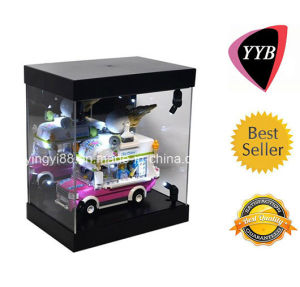 New Acrylic LED Lighting Display Case for Toys pictures & photos