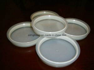 High Strength Insulating Zirconia Ceramic Sealing Ring pictures & photos