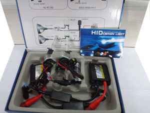 AC 55W H1 HID Lamp HID Kit with Slim Ballast pictures & photos
