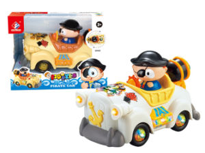 Fashion Toy Battery Operated Toy Car for Kids (H1215092) pictures & photos