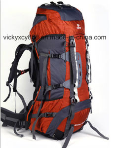 Outdoor Hiking Climbing Mountaineering Backpack Bag Pack (CY5816) pictures & photos