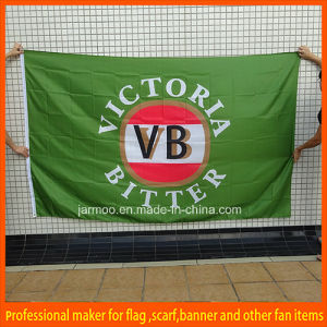 Custom Foldable Promotion Flag on Sale pictures & photos