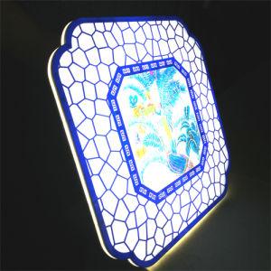 Automatic Light Dimming Digital LED Panel Ceiling Light