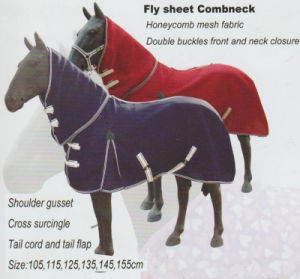 Horse Gear Fly Sheet Combneck