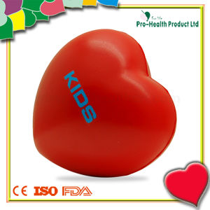 Cheap Heart Shape Small Stress Ball For Children pictures & photos