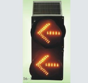 Traffic Solar Warning Light (direction sign) pictures & photos