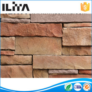 Beige, Gray, Stacked Cement Artificial Culture Stone for Home Wall Decoration