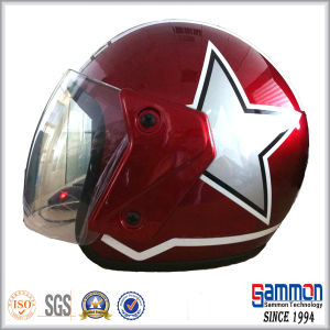 Hot on Sale Half Face Motorcycle Helmet (OP212)