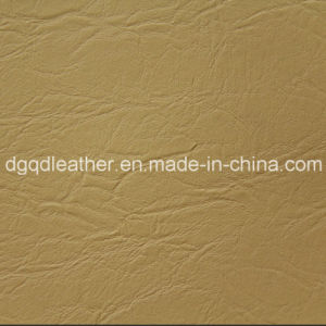 High Quality Semi-PU Furniture Leather (QDL-51069) pictures & photos