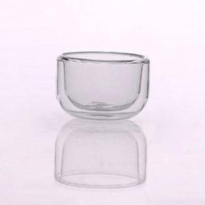 Small Size Double Wall Drinking Glasses pictures & photos