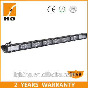 7W Philip High Power 50′′ 672W Jeep LED Bar/12V Offroad LED Bars 50inch Trucks Bar pictures & photos