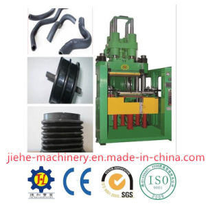 200t Vertical Type Full Automatic Injection Molding Rubber Machine Made in China pictures & photos